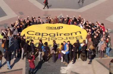 Es presenta la candidatura CUP-Capgirem Barcelona