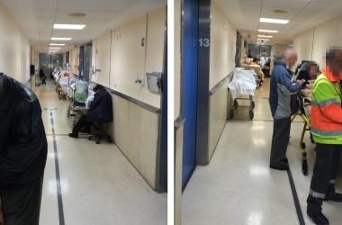 Denuncien la saturació de les urgències de l'Hospital de Martorell