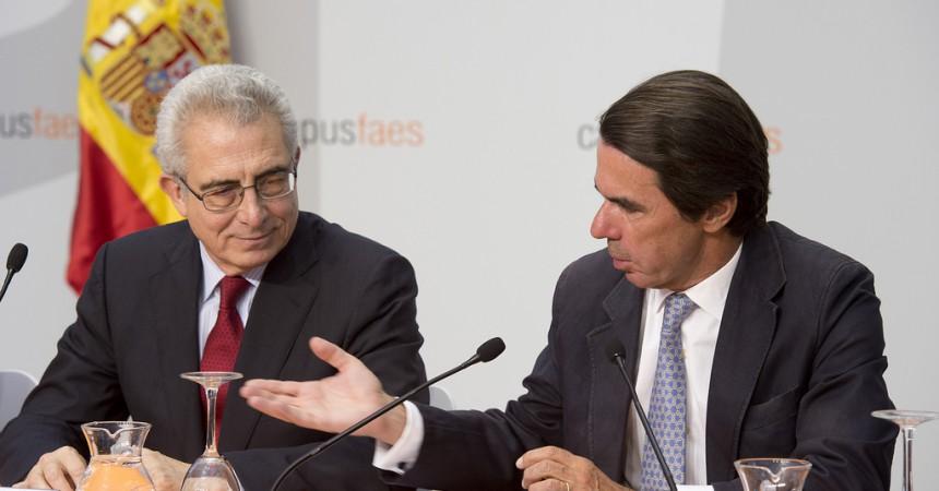 Aznar posa en marxa un institut universitari per a formar líders polítics