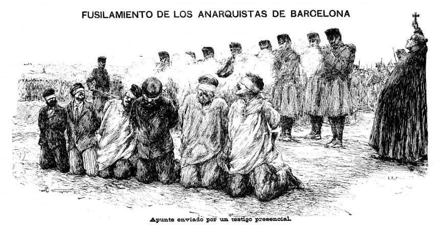 La indignitat del procés de Montjuïc