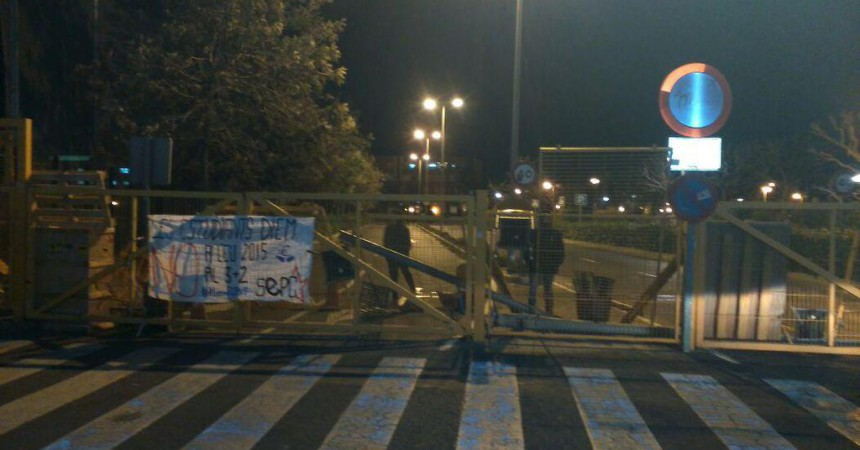 Seguiment de la vaga d'estudiants arreu dels Països Catalans