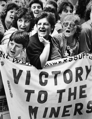 women-in-miners-strike-origin-unknown