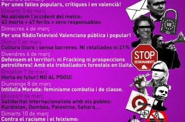 La Intifalla vol acomiadar-se de Rita Barberá