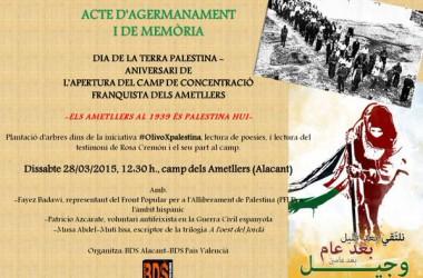 Dels vençuts de la guerra civil als vençuts de Palestina