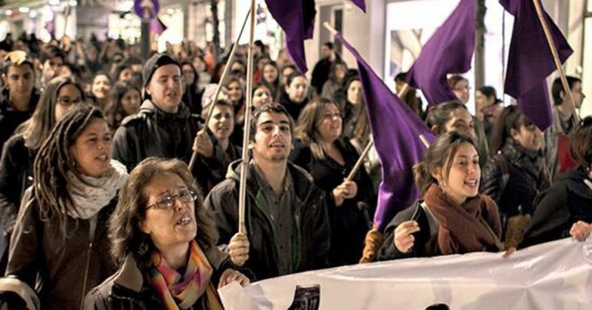 Maresme Feminista convoca la 3a Marxa Feminista el 21 de març a Mataró