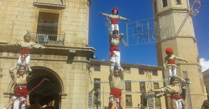 La Conlloga celebra la I Diada Muixeranguera de Castelló