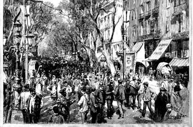 Resultat d'imatges de Primer de maig 1890