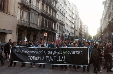 """""""Movistar esclavitza"""""""