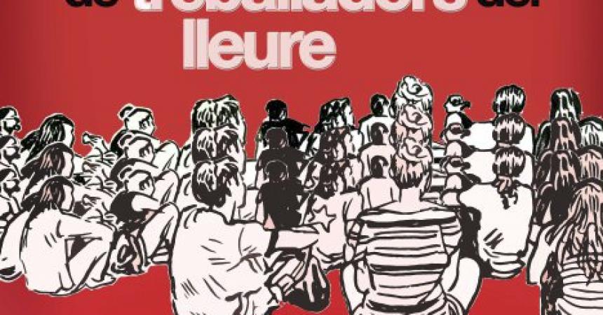 La COS denuncia frau en les eleccions sindicals a Scolarest