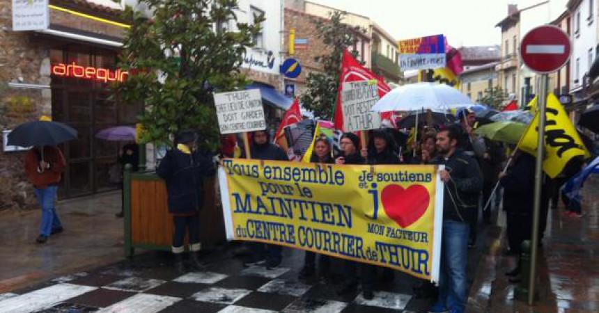 Dues vagues indefinides i una vaga general, aquest dijous a Catalunya Nord