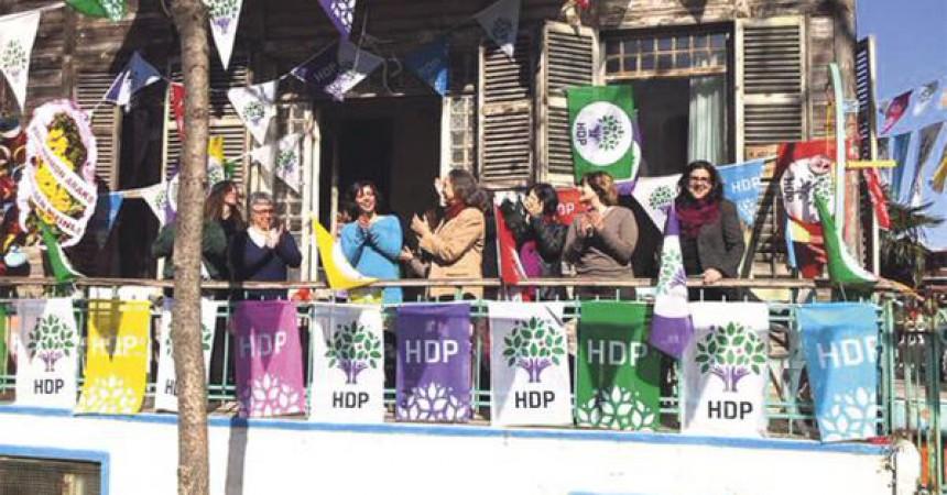 L'HDP, el partit amb més dones candidates a les eleccions de Turquia