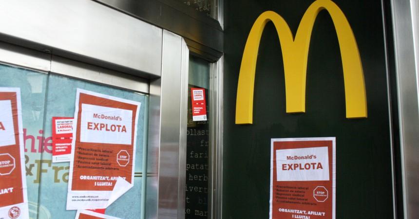 La COS manté el pols amb McDonalds