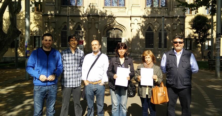 S'esvaeix la consulta sobre el consorci sanitari a la Universitat de Lleida