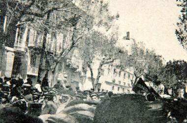 El 1r de maig a Alacant i comarques