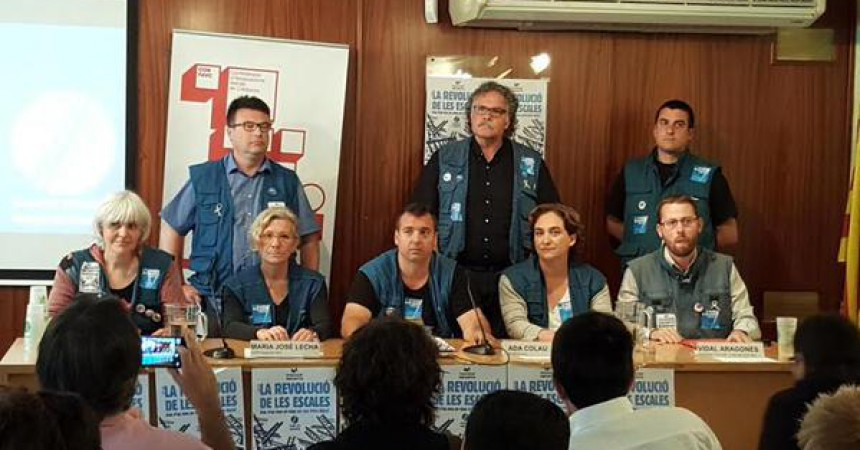 La vaga indefinida de Telefónica-Movistar segueix sumant suports socials i polítics