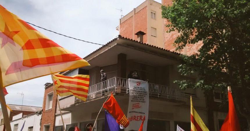 L'Obrera és el nou centre social de Sabadell, ocupat aquest Primer de Maig