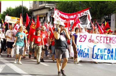 Jutgen a Alacant un independentista detingut durant la vaga general de 2010