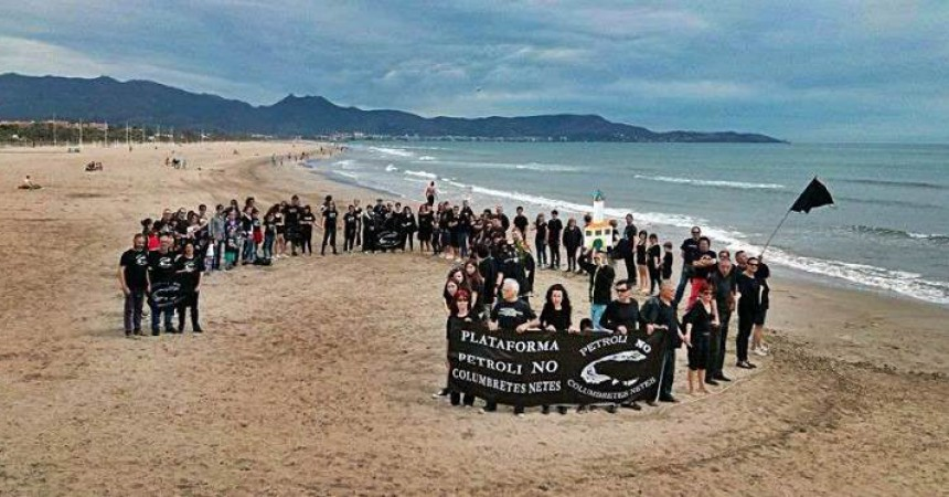 Entitats ecologistes celebren la marxa enrere en les prospeccions al Golf de València