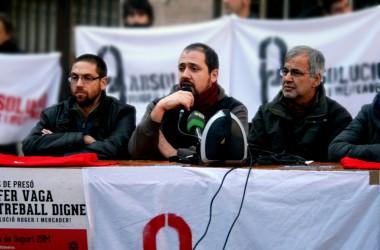 """""""Els vaguistes represaliats estem sent un dels principals caps de turc per a dissuadir la població de protestar"""""""