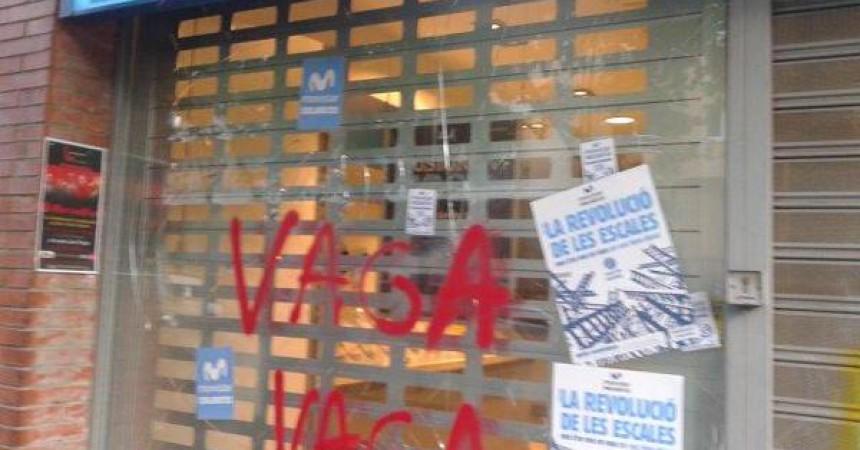 CCOO i UGT esdevenen el principal problema per a les aspiracions de les vaguistes de Movistar