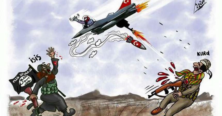 La prioritat de Turquia: colar una trampa política