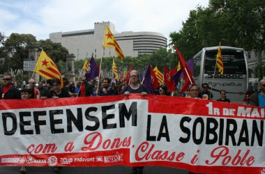 Concurrència a les eleccions sindicals i construcció d'un contrapoder obrer als Països Catalans des del sindicalisme anticapitalista