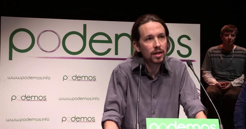 El vot als Països Catalans, un escull per a les aspiracions de Pablo Iglesias