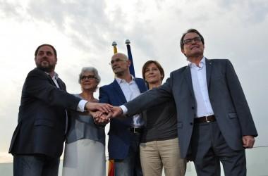 El pla de transició de Junts pel Sí per a després del 27 de setembre