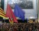 L'esquerra independentista prepara desenes d'actes per commemorar l'Onze de Setembre