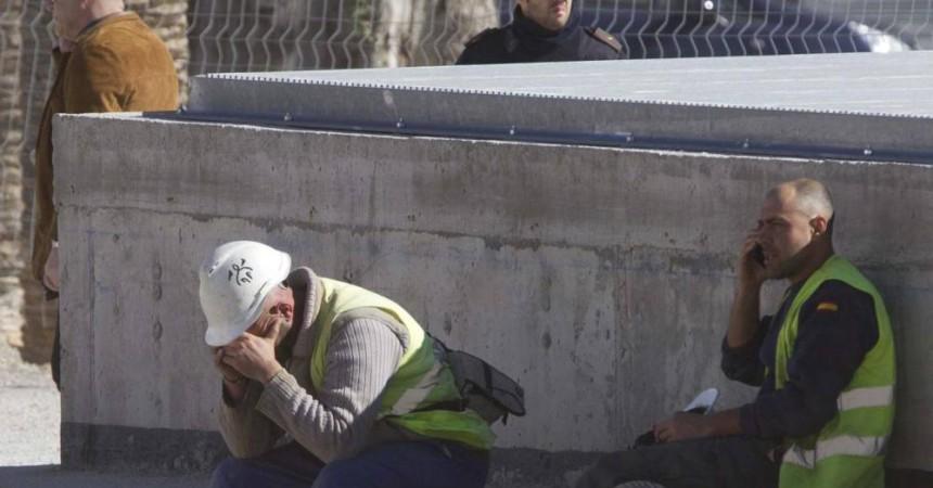 Increment preocupant de les morts a la feina