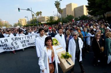 País Valencià i Catalunya a la cua en serveis sanitaris