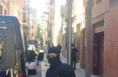 Nou detinguts en la continuació de l'Operació Pandora