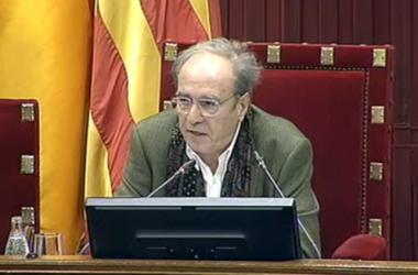 """Julià de Jòdar en la constitució del parlament de Catalunya: """"No es pot fallar a la llibertat política d'aquest poble, no es pot fallar a la justícia social per a la seva gent"""""""
