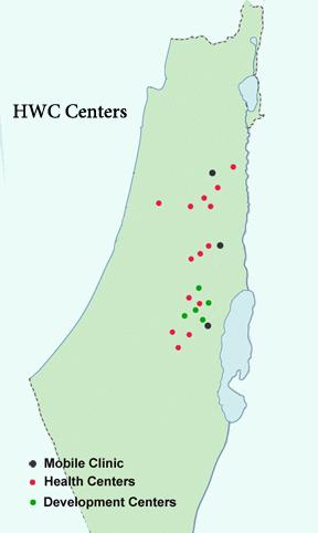 centres HWC