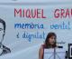 Alacant ret homenatge a Miquel Grau