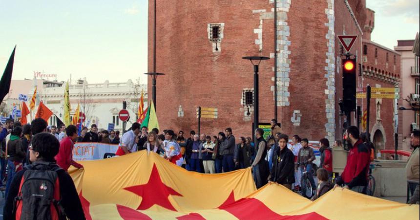 La Diada de Catalunya Nord: per l'Estatut i per l'Ovidi Montllor