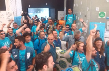 #CorrEscales: la lluita i la solidaritat no s'aturen