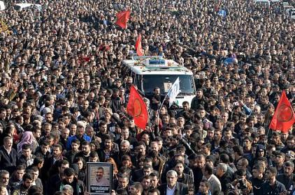 Un altre crim d'estat a Turquia contra el poble kurd