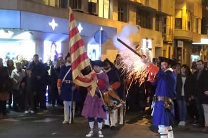 Vila-real commemora els 310 anys de la crema de la ciutat