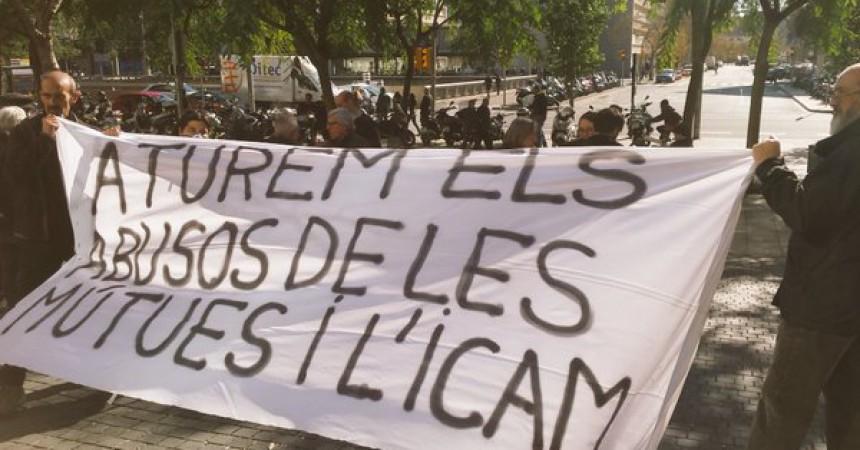 La Generalitat s'afegeix a la demanda de l'ICAM i acusen la Nati López per totes les mobilitzacions