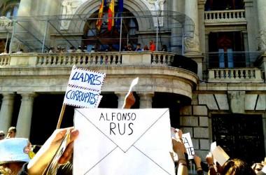 La Intifalla manté la reivindicació per a les Falles 2016