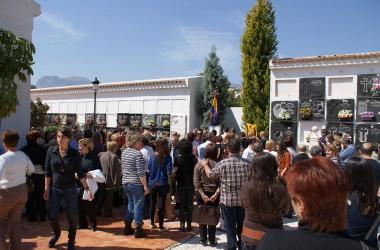 Callosa d'en Sarrià homenatja les víctimes de la Guerra Civil i del franquisme per 9é any consecutiu
