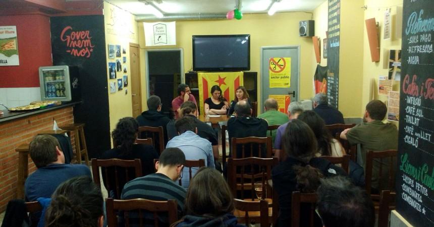 """""""Hem de ser capaces de desplegar un projecte transformador per al País Valencià i els Països Catalans"""""""