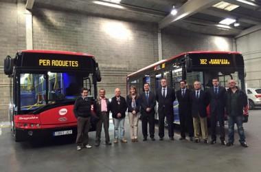 Retornem el Bus de Nou Barris a TMB!
