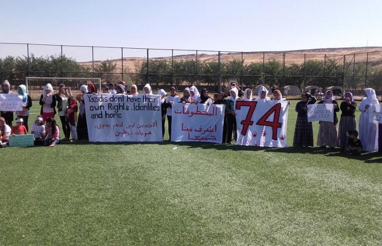 Iazidites de Sinjar, víctimes del Daesh i del silenci