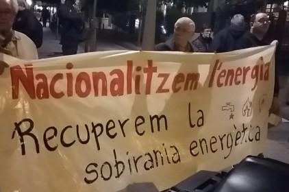 Els Mossos detenen un activista que denuncia la pobresa energètica