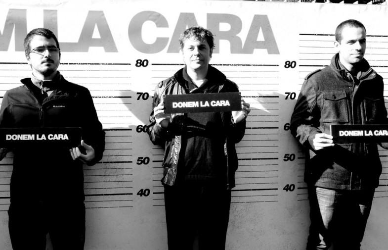 Tres vaguistes del 29M, detinguts per la policia en 'donar la cara'
