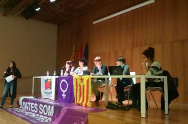 """""""Hem de posar les dones treballadores al centre de la nostra lluita"""""""