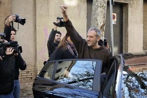 Detenció d'Ivan Altimira a Sasnt Andreu, Barcelona