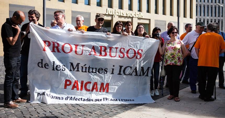El Conseller Comín reconeix que el Conveni ICAM-INSS té «criteris economicistes» per donar més altes